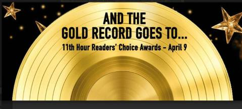 SOM Readers Choice Gold Record